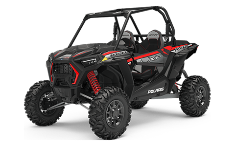 2019 Polaris RZR XP 1000 in Minocqua, Wisconsin