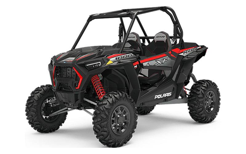 2019 Polaris RZR XP 1000 in Port Angeles, Washington - Photo 1