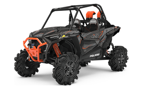 2019 Polaris RZR XP 1000 High Lifter in Minocqua, Wisconsin
