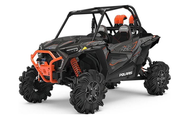 2019 Polaris RZR XP 1000 High Lifter in Caroline, Wisconsin - Photo 1
