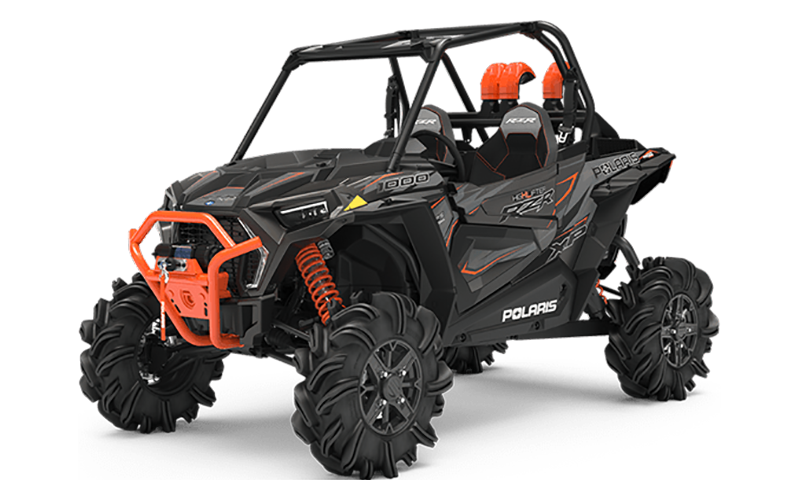 2019 Polaris RZR XP 1000 High Lifter in Carroll, Ohio - Photo 1