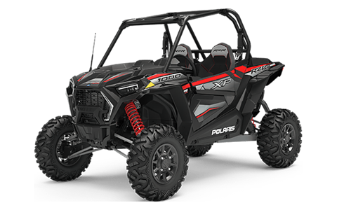2019 Polaris RZR XP 1000 Ride Command in Minocqua, Wisconsin
