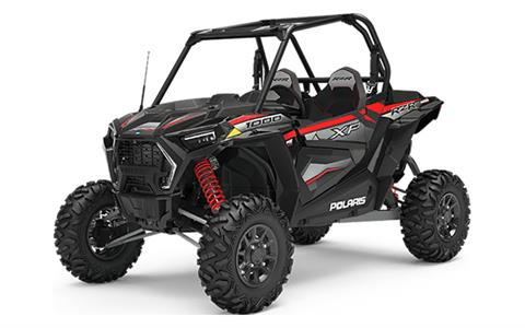 2019 Polaris RZR XP 1000 Ride Command in Woodruff, Wisconsin