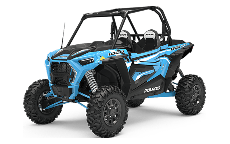 2019 Polaris RZR XP 1000 Ride Command in Scottsbluff, Nebraska