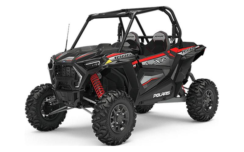 2019 Polaris RZR XP 1000 Ride Command in Three Lakes, Wisconsin - Photo 1