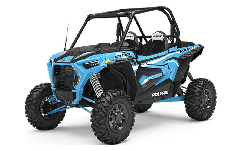 2019 Polaris RZR XP 1000 Ride Command in Clyman, Wisconsin - Photo 1
