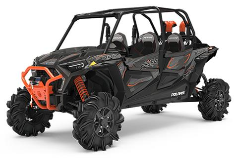 2019 Polaris RZR XP 4 1000 High Lifter in Adams, Massachusetts