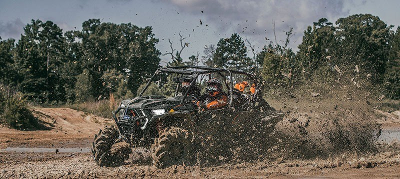 2019 Polaris RZR XP 4 1000 High Lifter in Lake City, Florida - Photo 2