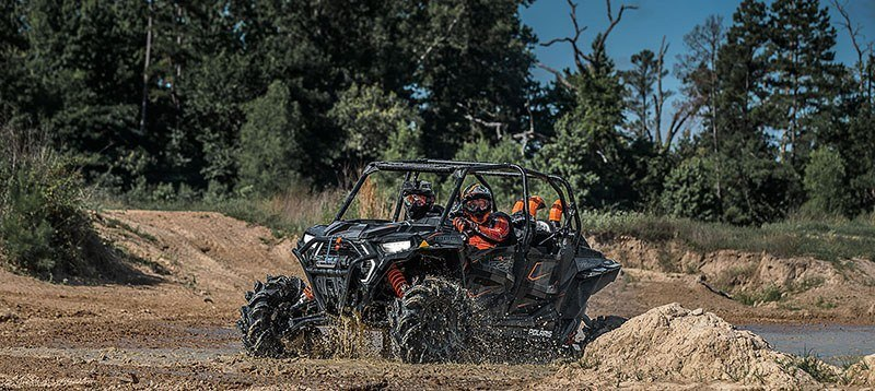 2019 Polaris RZR XP 4 1000 High Lifter in Asheville, North Carolina