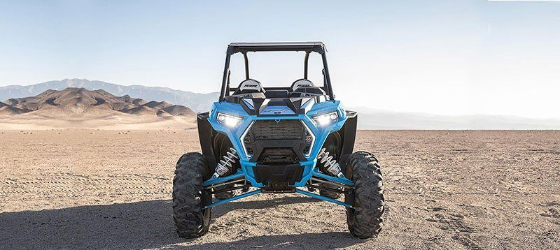 2019 Polaris RZR XP 4 1000 EPS Ride Command Edition in Ottumwa, Iowa