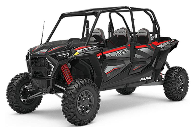 2019 Polaris RZR XP 4 1000 EPS Ride Command Edition in Mount Pleasant, Michigan