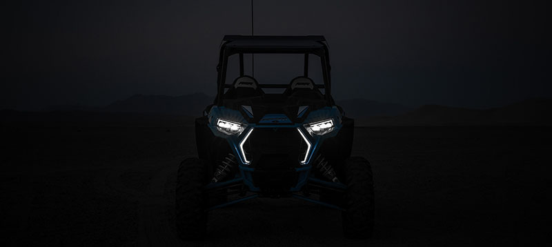 2019 Polaris RZR XP 4 1000 EPS Ride Command Edition in New York, New York - Photo 8