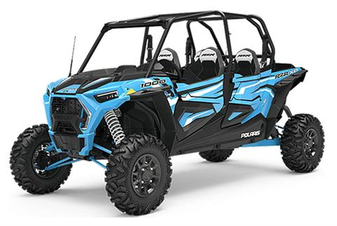 2019 Polaris RZR XP 4 1000 EPS Ride Command Edition in Hancock, Wisconsin