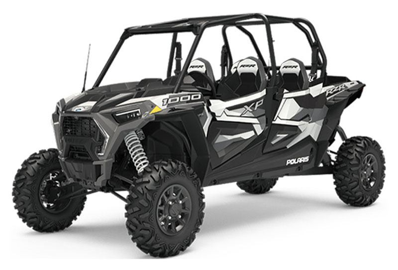 2019 Polaris RZR XP 4 1000 EPS Ride Command Edition in Lawrenceburg, Tennessee - Photo 1