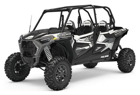 2019 Polaris RZR XP 4 1000 EPS Ride Command Edition in Jones, Oklahoma