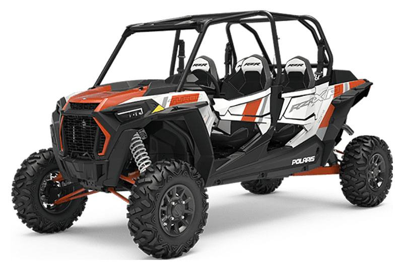 2019 Polaris RZR XP 4 Turbo in Center Conway, New Hampshire