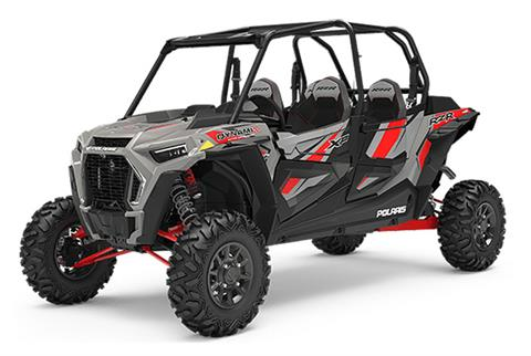 2019 Polaris RZR XP 4 Turbo Dynamix Edition in Minocqua, Wisconsin