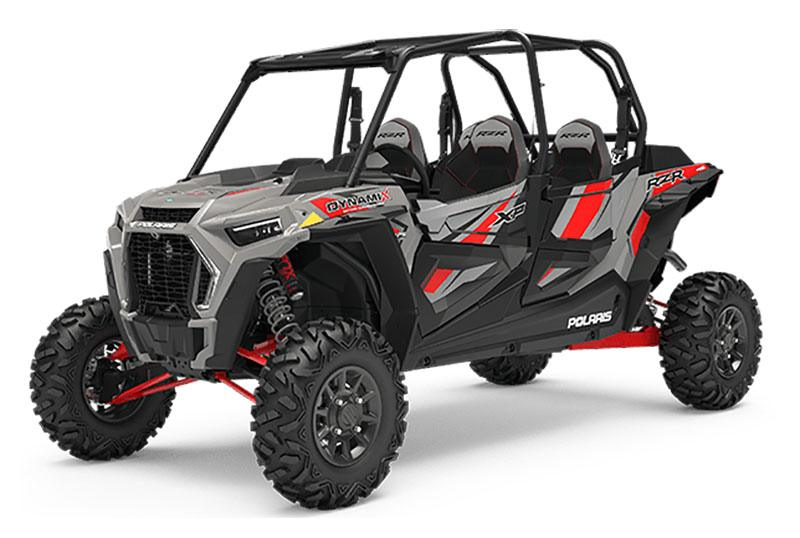 2019 Polaris RZR XP 4 Turbo Dynamix Edition in Ponderay, Idaho - Photo 1
