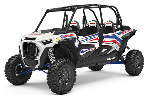 2019 Polaris RZR XP 4 Turbo LE in Minocqua, Wisconsin