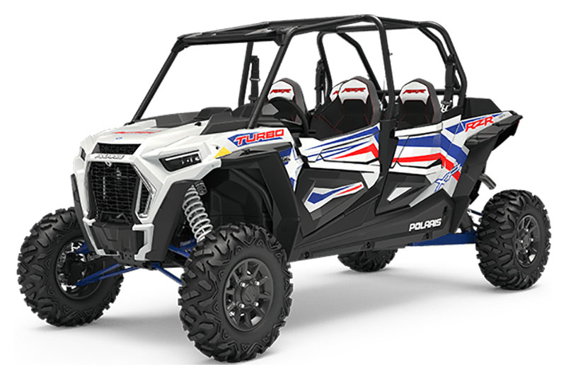 2019 Polaris RZR XP 4 Turbo LE in Milford, New Hampshire