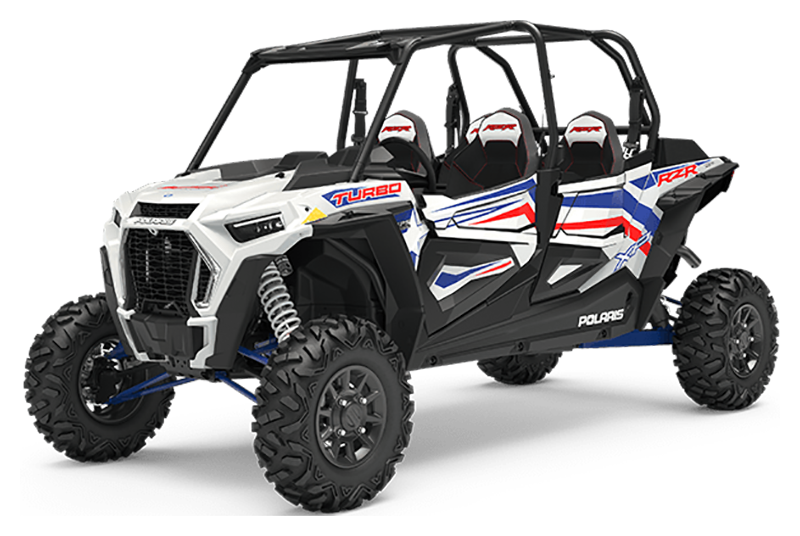 2019 Polaris RZR XP 4 Turbo LE in Nome, Alaska - Photo 1