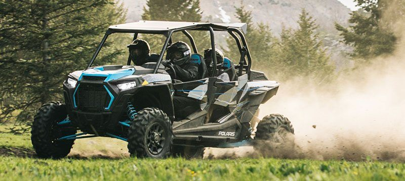 2019 Polaris RZR XP 4 Turbo LE in Brilliant, Ohio