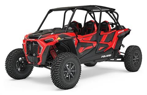 2019 Polaris RZR XP 4 Turbo S in Minocqua, Wisconsin