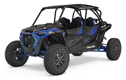 2019 Polaris RZR XP 4 Turbo S in Brilliant, Ohio