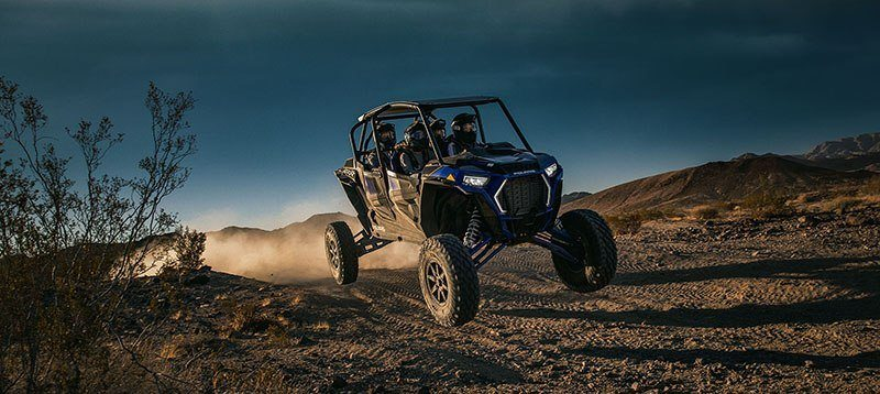 2019 Polaris RZR XP 4 Turbo S in Chippewa Falls, Wisconsin