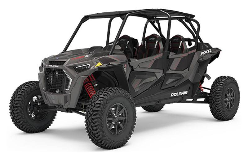 2019 Polaris RZR XP 4 Turbo S in Afton, Oklahoma