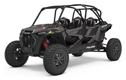 2019 Polaris RZR XP 4 Turbo S Velocity in Park Rapids, Minnesota
