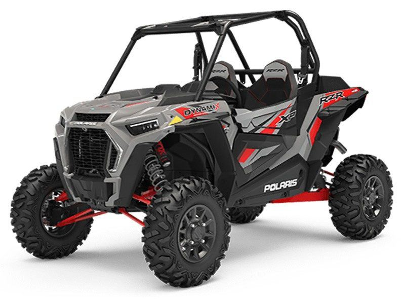 2019 Polaris RZR XP Turbo Dynamix Edition in Clyman, Wisconsin - Photo 1