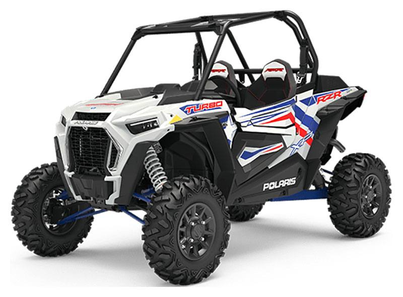 2019 Polaris RZR XP Turbo LE in Hillman, Michigan - Photo 1