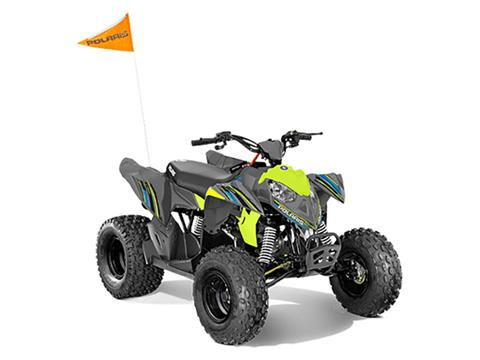 2020 Polaris Outlaw 110 in Hancock, Wisconsin