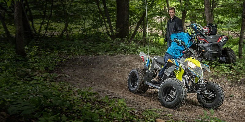 2020 Polaris Outlaw 110 in Danbury, Connecticut - Photo 2