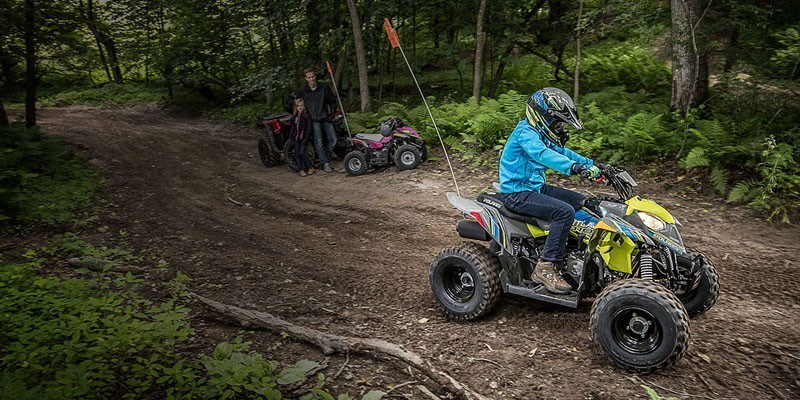 2020 Polaris Outlaw 110 in Oak Creek, Wisconsin - Photo 3