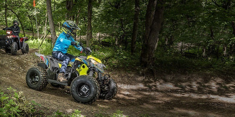 2020 Polaris Outlaw 110 in Elkhorn, Wisconsin - Photo 4