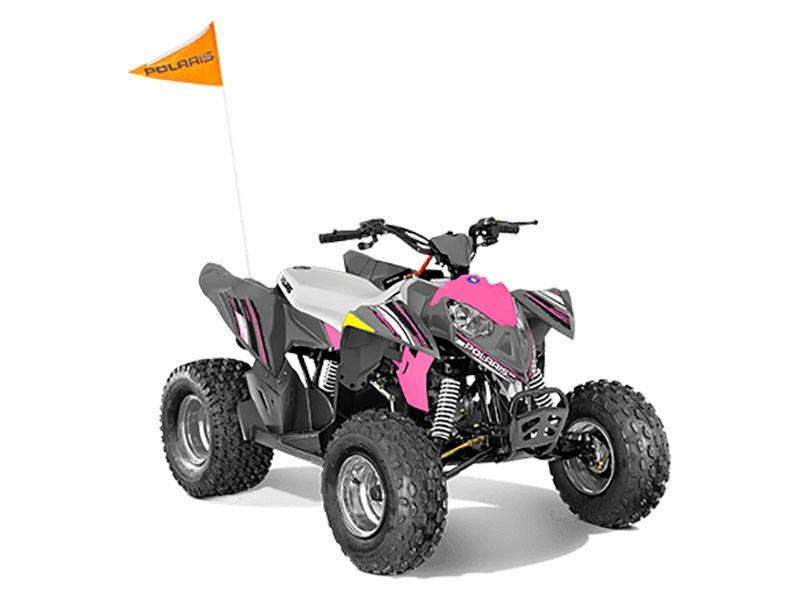 2020 Polaris Outlaw 110 in Saint Johnsbury, Vermont - Photo 1
