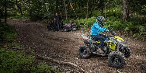 2020 Polaris Outlaw 110 in Caroline, Wisconsin - Photo 3