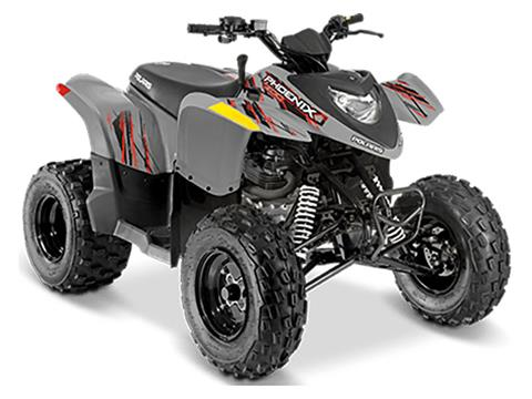 2020 Polaris Phoenix 200 (Red Sticker) in Pinehurst, Idaho - Photo 1