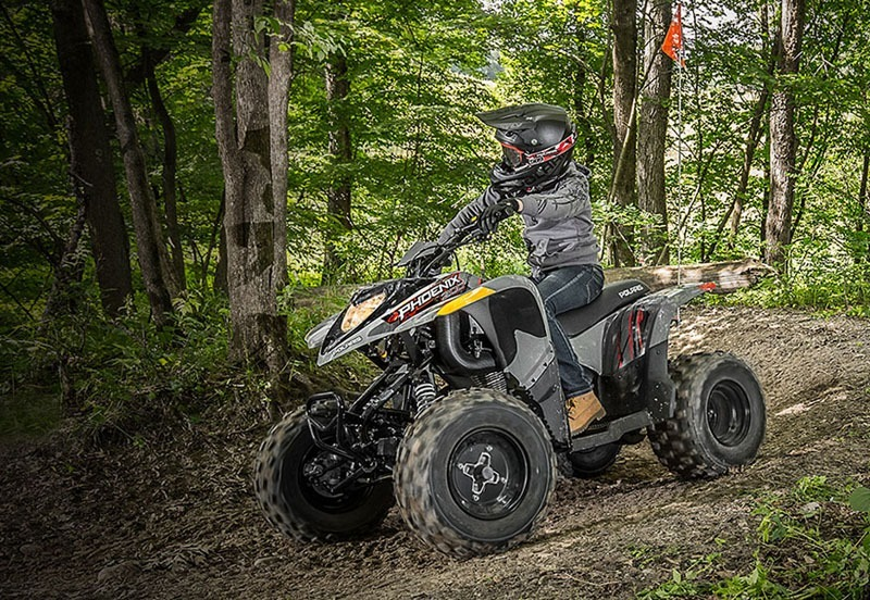 2020 Polaris Phoenix 200 in Oak Creek, Wisconsin - Photo 2