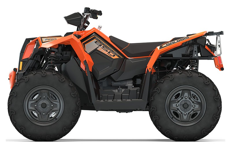 2020 Polaris Scrambler 850 in Beaver Falls, Pennsylvania - Photo 2