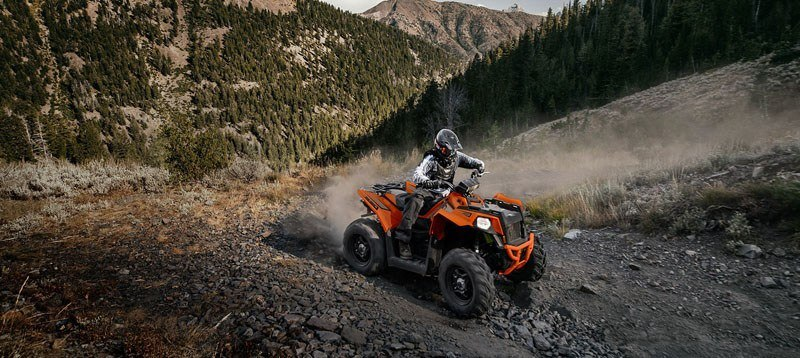 2020 Polaris Scrambler 850 in Omaha, Nebraska