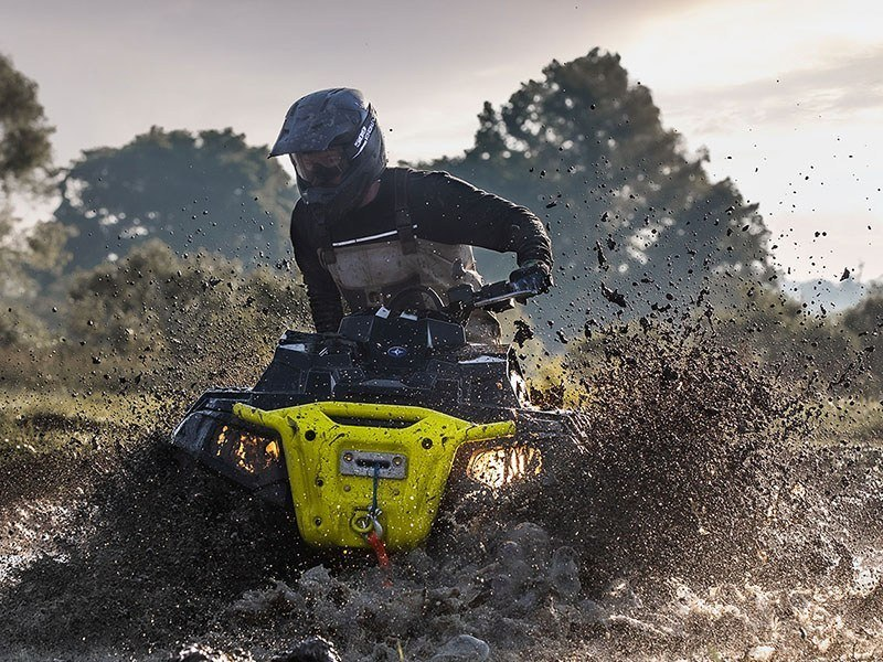 2020 Polaris Sportsman 850 High Lifter Edition in Lafayette, Louisiana - Photo 5