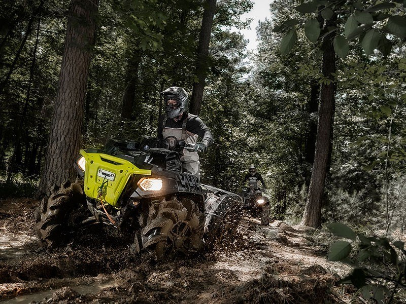 2020 Polaris Sportsman 850 High Lifter Edition in Woodstock, Illinois - Photo 8