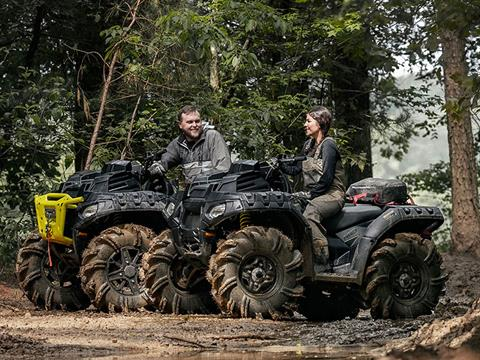2020 Polaris Sportsman 850 High Lifter Edition in Calmar, Iowa - Photo 9