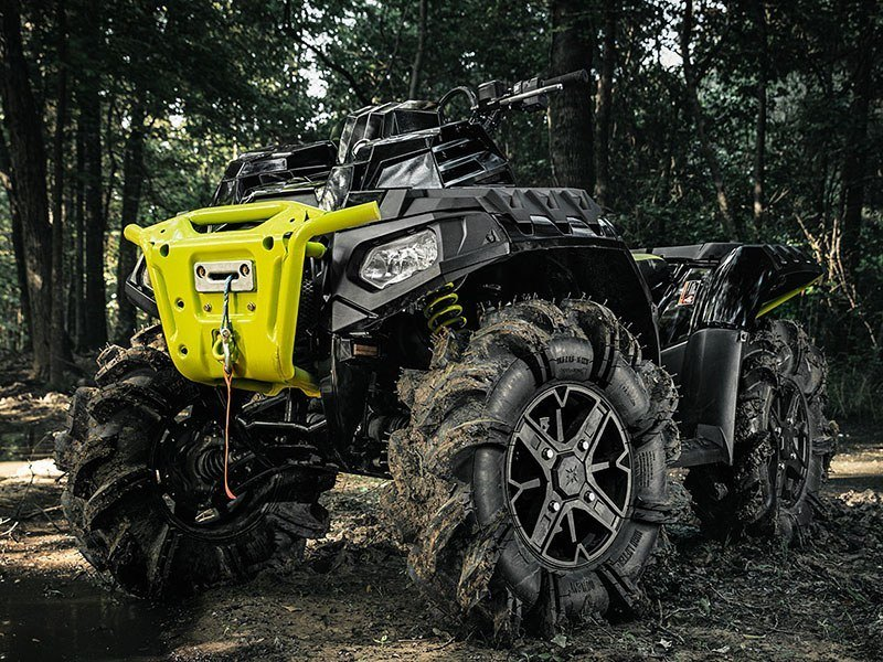 2020 Polaris Sportsman 850 High Lifter Edition in Laredo, Texas - Photo 10