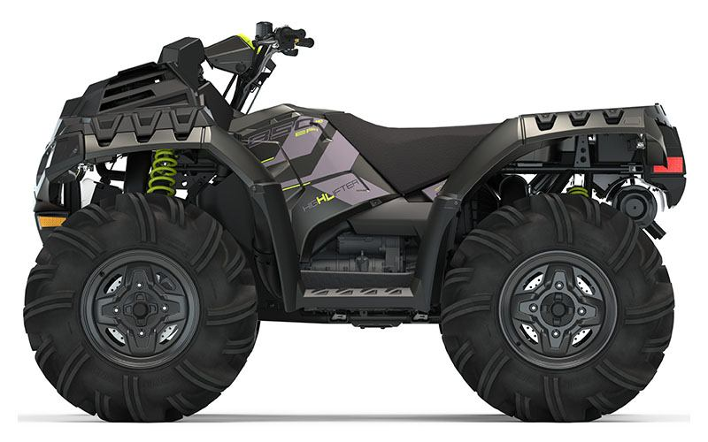 2020 Polaris Sportsman 850 High Lifter Edition in Sacramento, California - Photo 2