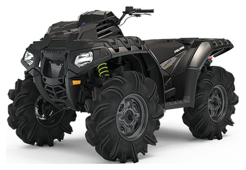 2020 Polaris Sportsman 850 High Lifter Edition (Red Sticker) in Iowa City, Iowa