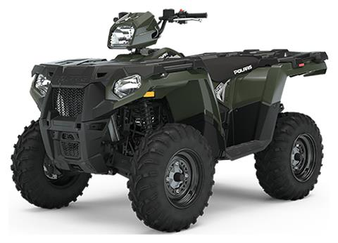 2020 Polaris Sportsman 450 H.O.  (Red Sticker) in Pierceton, Indiana
